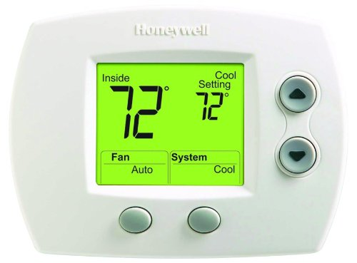 focus prog non programmable digital thermostat