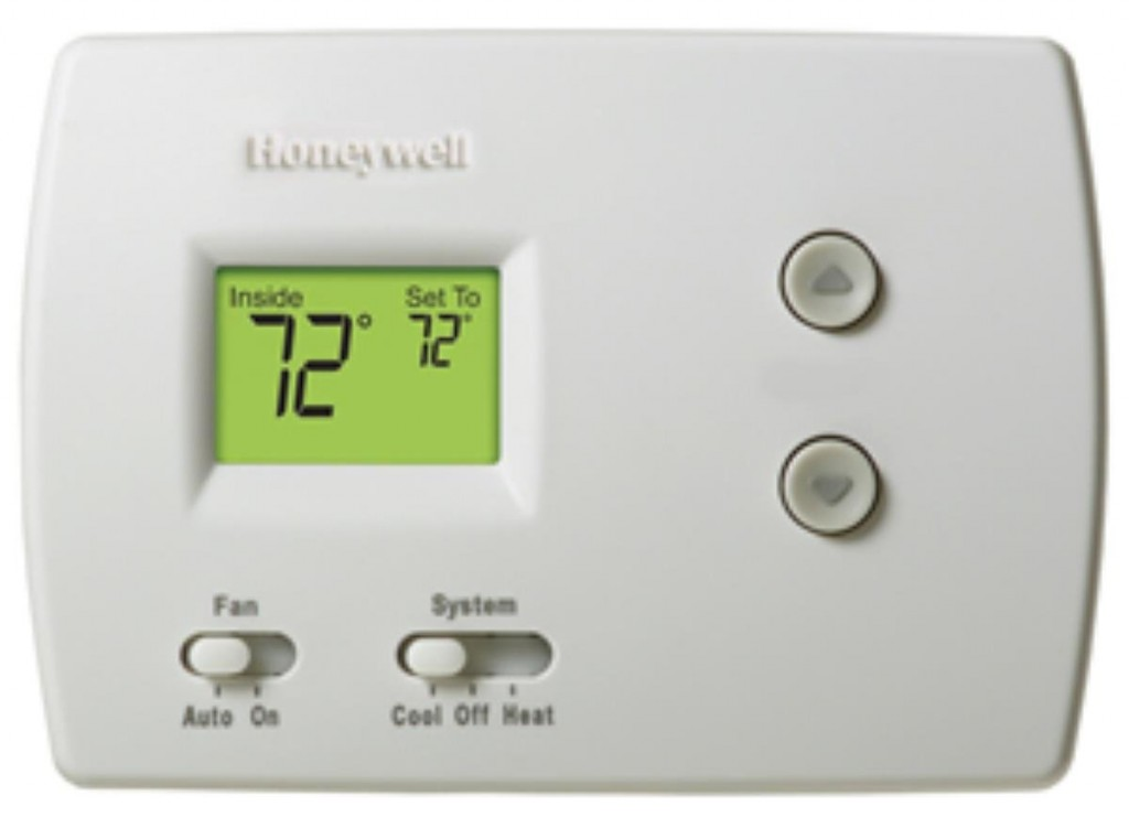 honeywell programmable digital thermostat 1