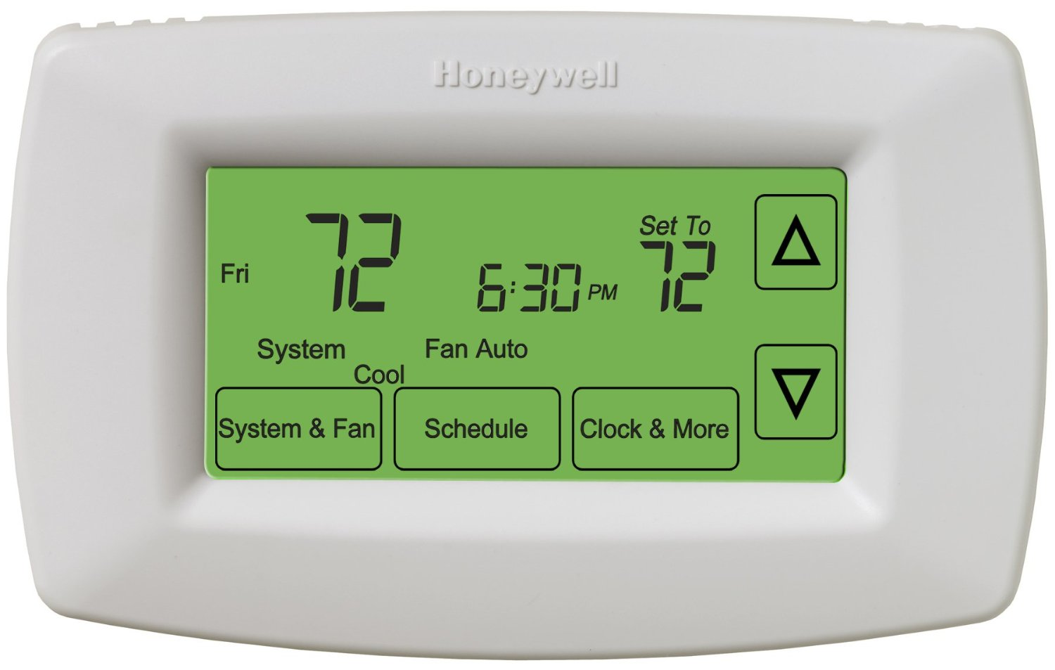 Honeywell RTH7600D Touchscreen 7 Day Programmable Thermostat mathew kevin, author at best digital thermostat reviews and buying honeywell tl7235a1003 wiring diagram at crackthecode.co