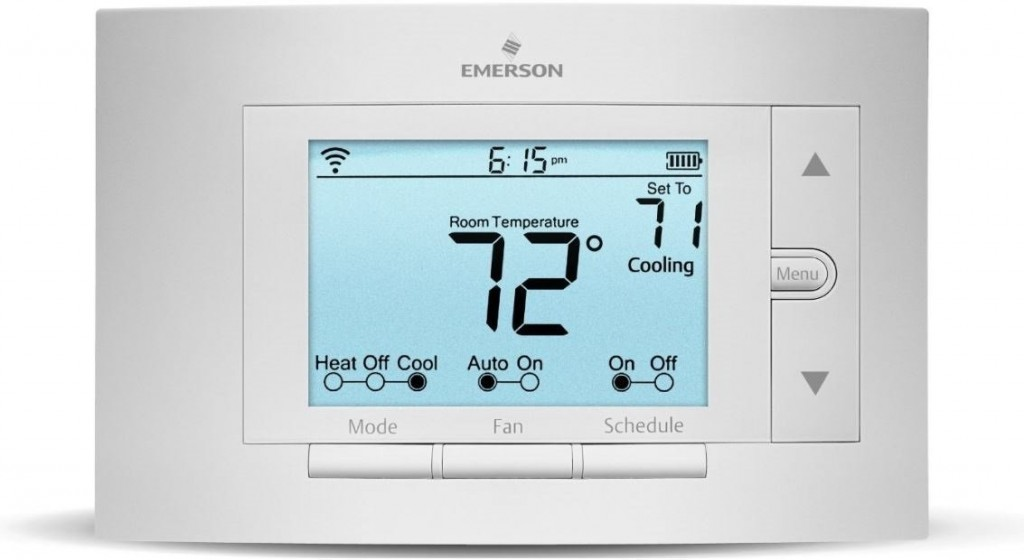 Smart Thermostat for Furnace