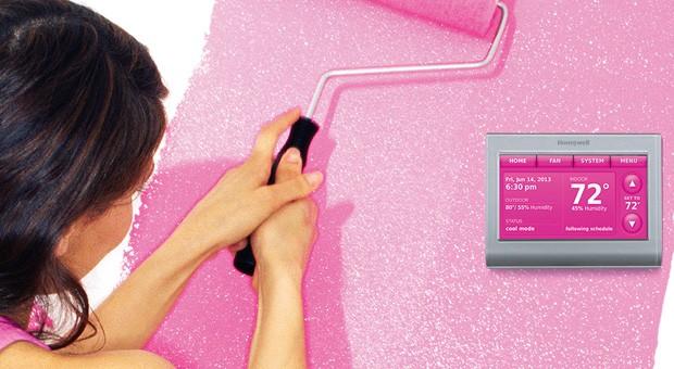 honeywell -smart- thermostat