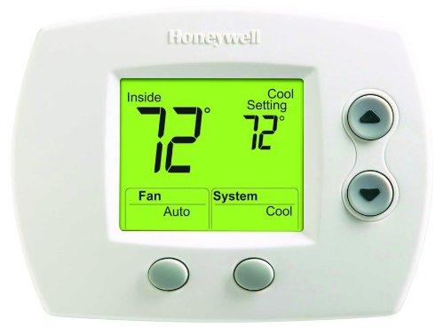 focus prog non programmable digital thermostat