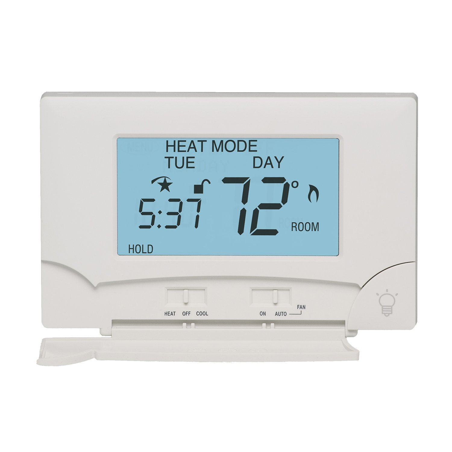 lux digital thermostat