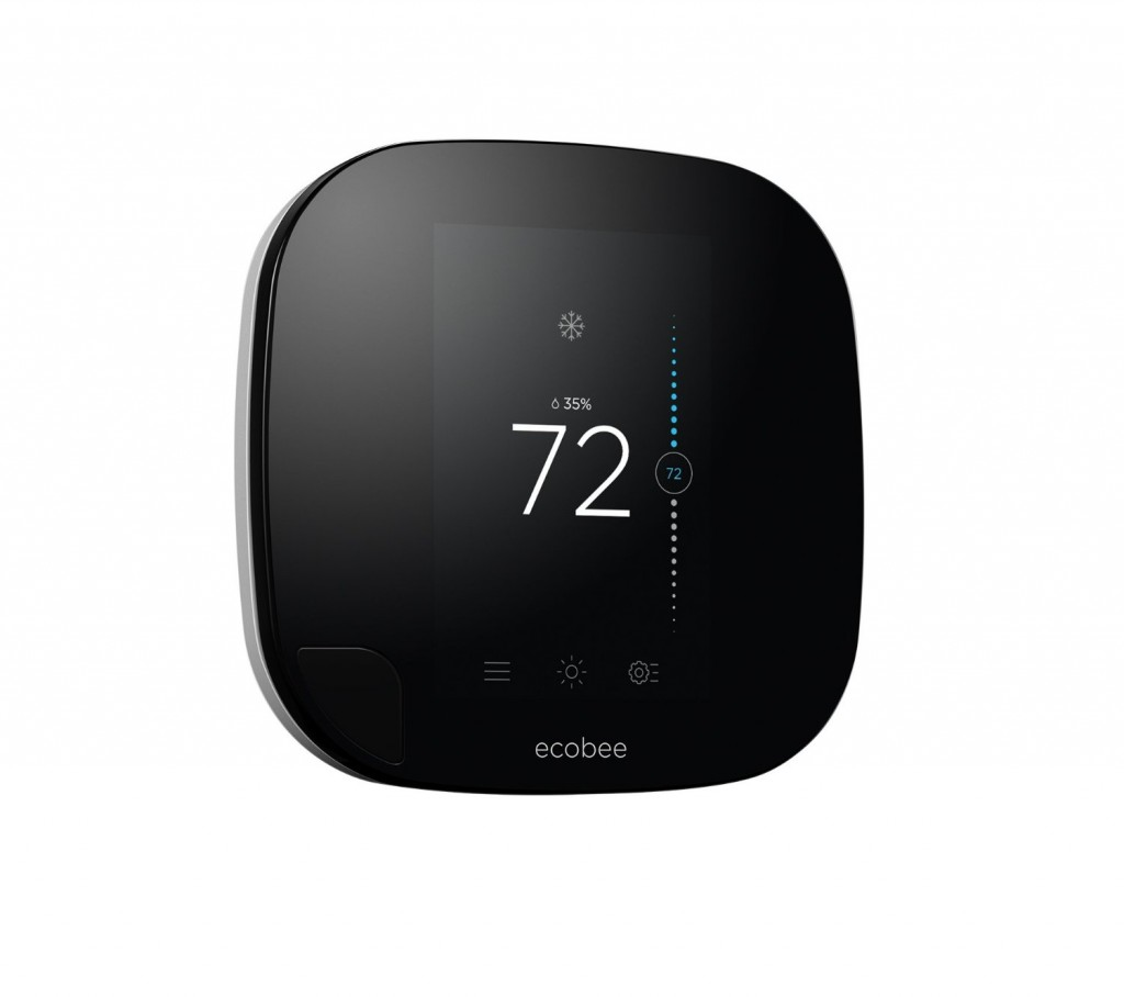 Ecobee 3 Smarter Wi-Fi Thermostat With Remote Sensor3