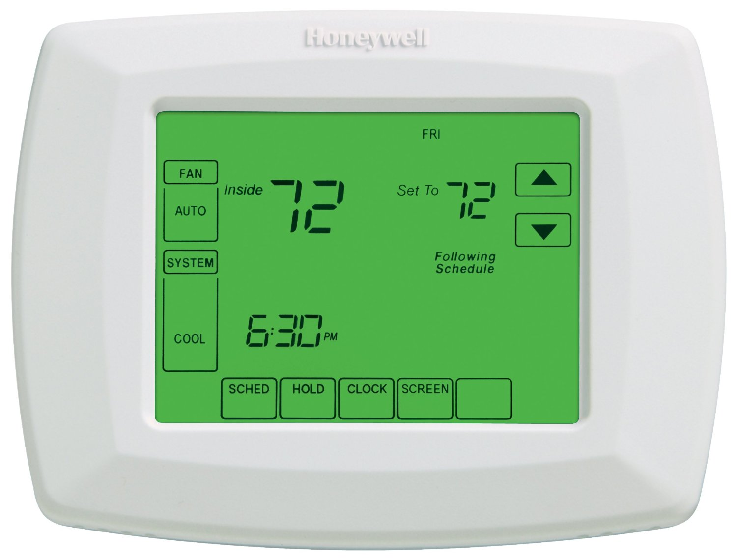 Reviews archives best digital thermostat reviews and buying guide honeywell 7 day touchscreen programmable thermostat biocorpaavc Choice Image