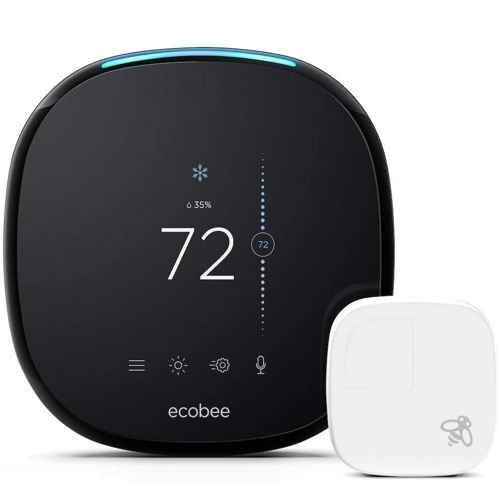 Smartphone Controlled Thermostat