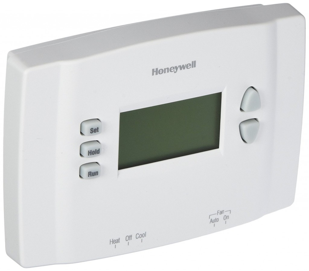Digital Furnace Thermostat