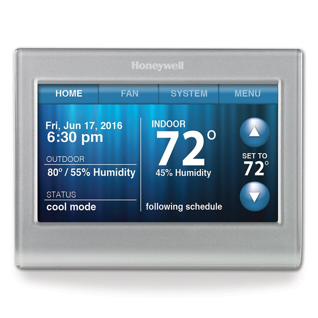 Wifi Furnace Thermostat