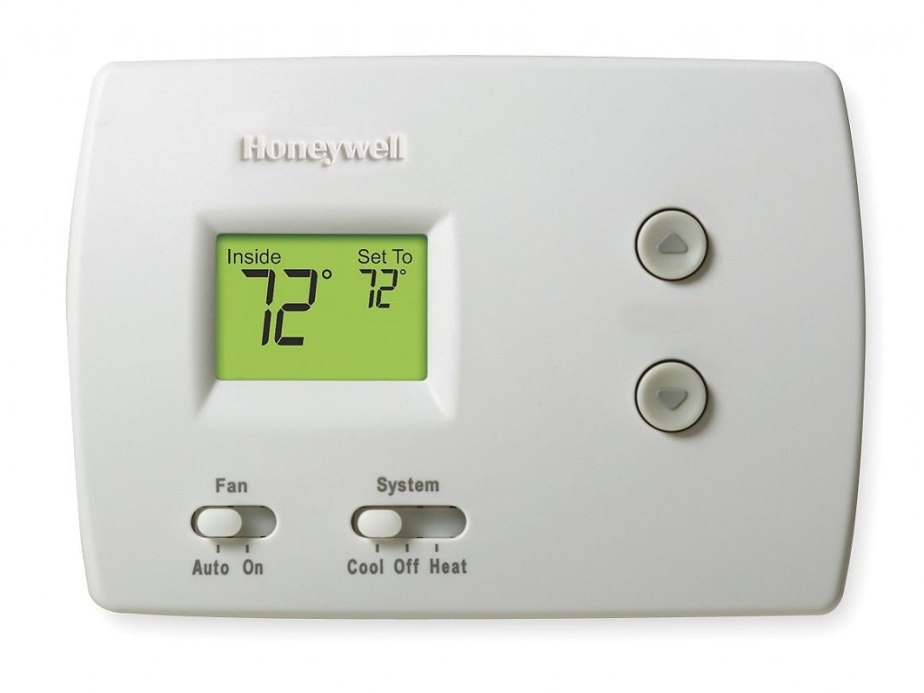 Non Programmable Furnace Thermostat
